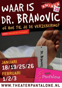 Waar is dr Branovic?